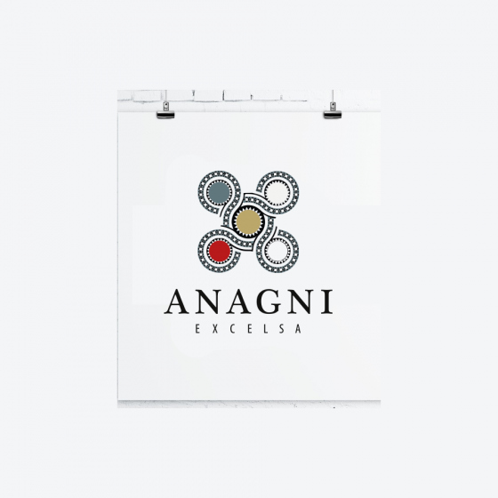 Anagni Excelsa - Logo